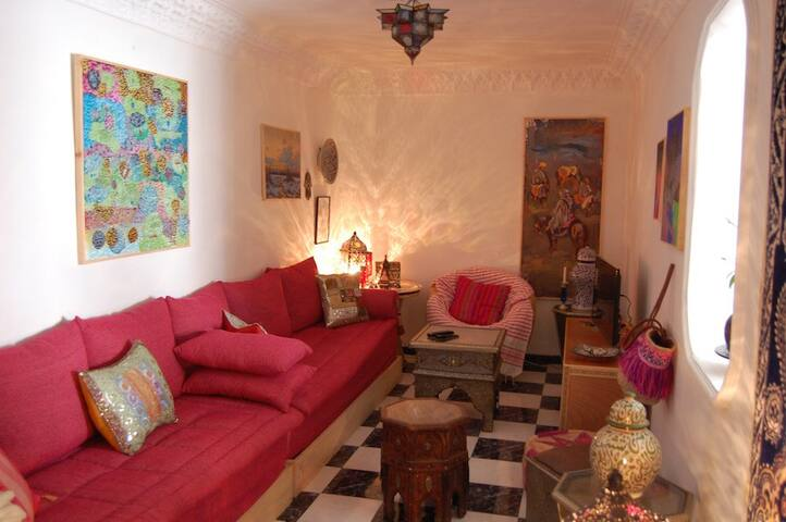 Cozy house in the old Medina