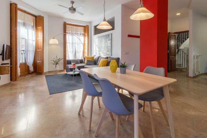TORRES DE SERRANOS Lovely apartment VT-36554-V