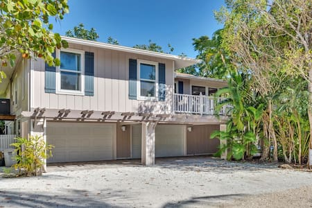 Beach Paradise fully renovated home 60 seconds Gulf!  Oct/Nov Savings!