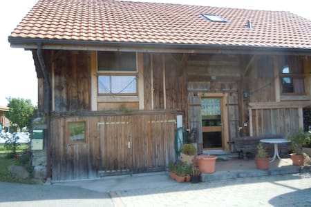 Swiss Chalet in Gruyères - Hauteville - Alpehytte