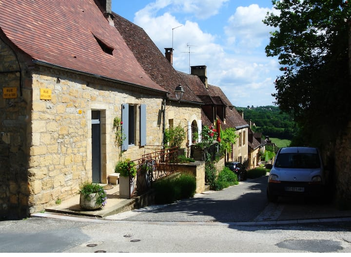 Maison de la Combe, charming 15th century cottage