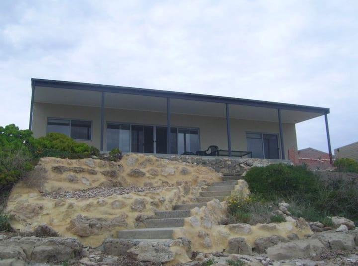 Sunset Beachfront Holiday Home (sleeps 9)