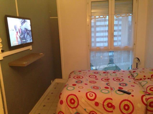 CHAMBRE TOURISME - Gennevilliers - Apartment