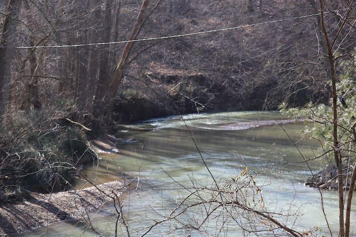 Buckeye on the Creek