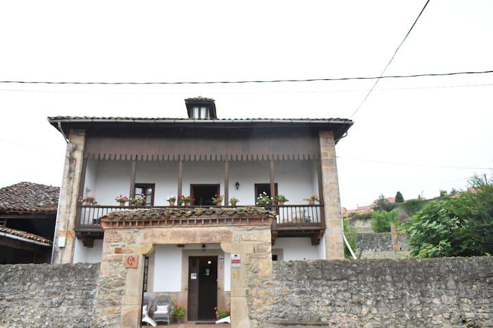 La Casona de Paula,Pendueles(Llanes) Asturias