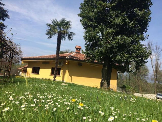 Great suite near Torino - Torre Canavese - Bed & Breakfast