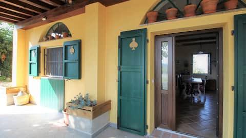 Casa in campagna  Oltrepo' Pavese 2 appartamenti