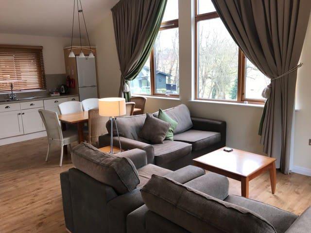 Kitchen/Diner/Lounge - Sofa bed