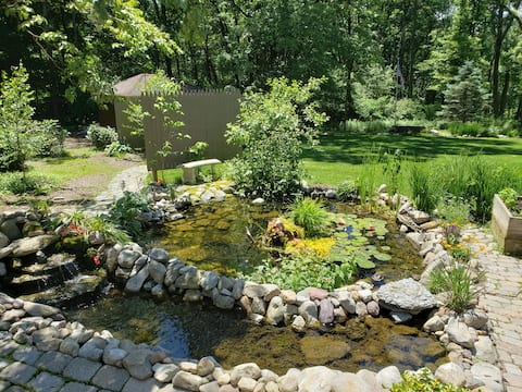 COUNTRY MOUNTAIN OASIS-Frog Pond-Private & Cozy