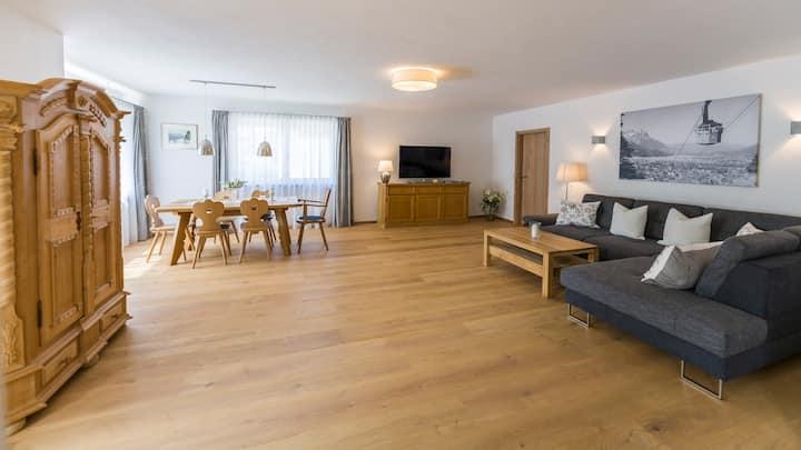 Höllental Chalet OG-Wohnung Marlena