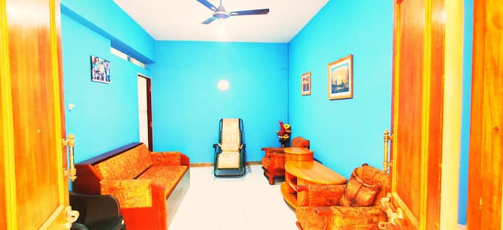 Best 3Bhk spacious House in Alor Resort Calangute