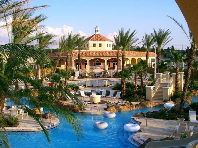 SUPER 4 Bed Home @ Regal Palms Resort,Near Disney