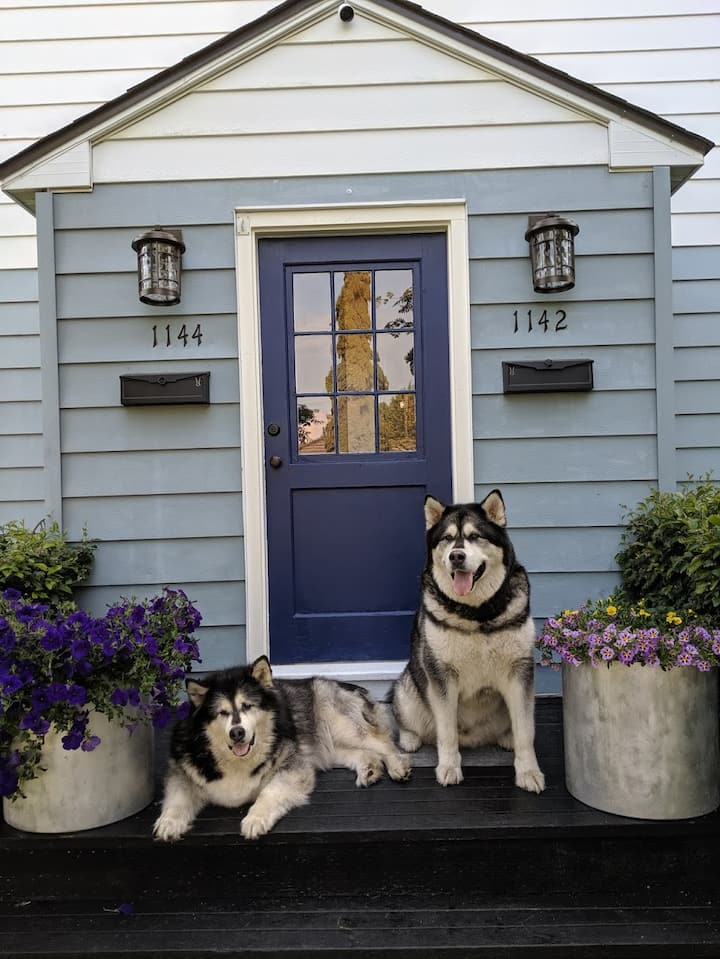 Lazy Malamute Downtown Scandinavian Style Townhouses For Rent In Anchorage Alaska United States Airbnb said i could only ask the guest to pay for the cleaning. airbnb