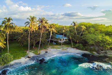 Oceanfront, Luxury, Puako Beach, Estate Home at Puako Bay (74)