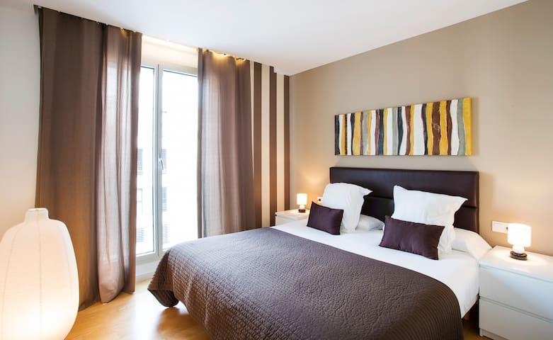 Three bedrooms apartment