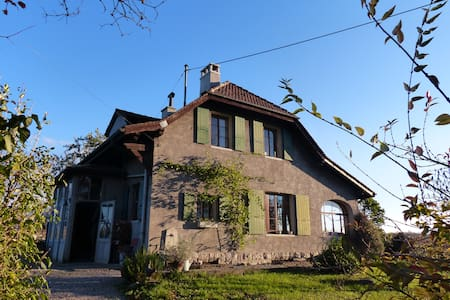 Lovely house near the lac - Hermance - House