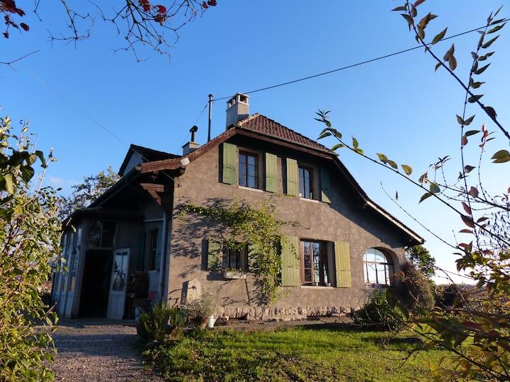 Lovely house near the lake