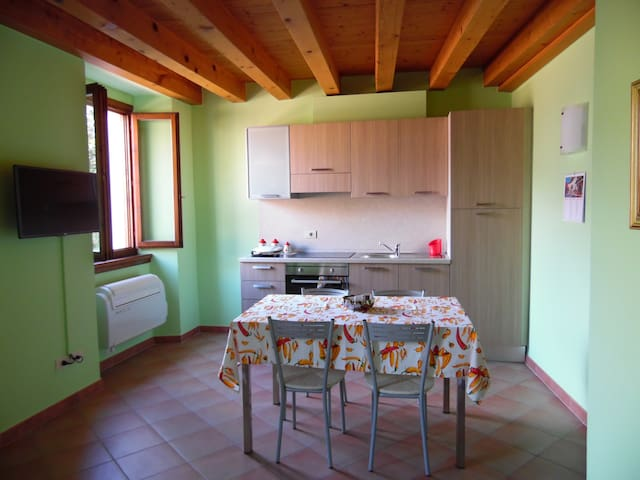 appartamento  Verdolin Ariel green - Limone Sul Garda - Apartment