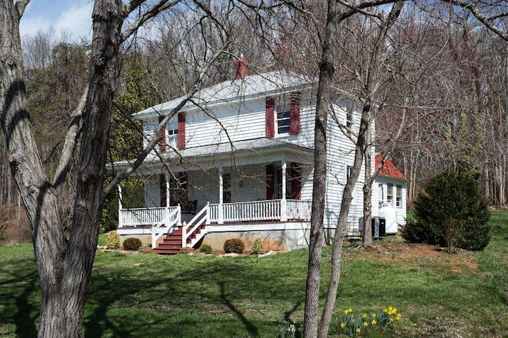 """""""The Farmhouse""""  Circa 1900"""