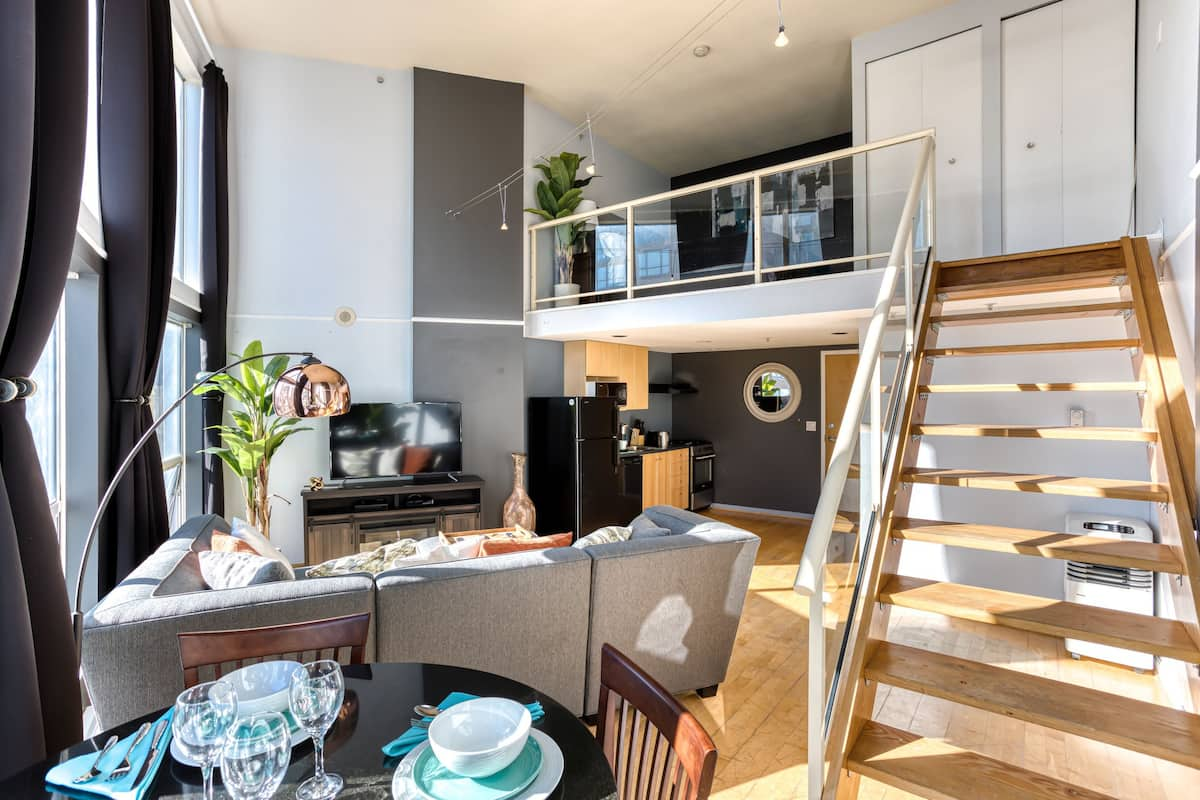 airbnb vancouver yaletown apartment