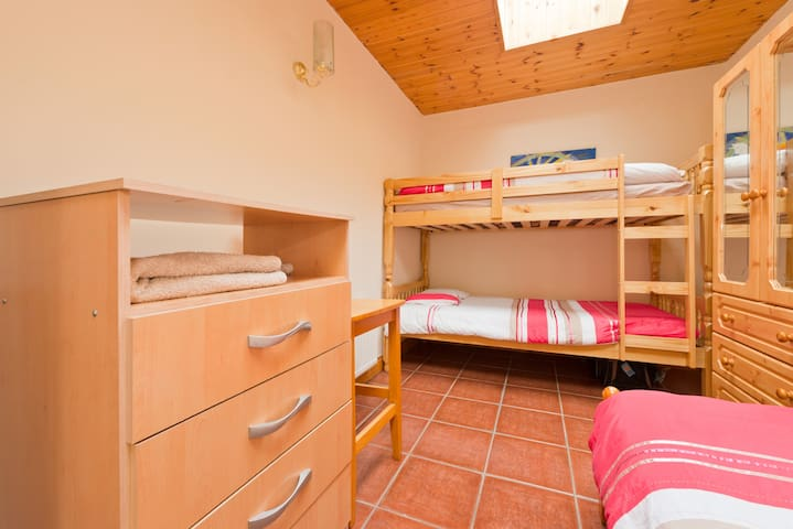 7mins to airport, 20 mins to city. - Dublino - Bed & Breakfast