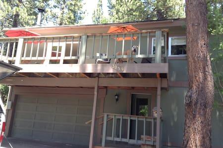 Sunny Tahoe City Home - Ház