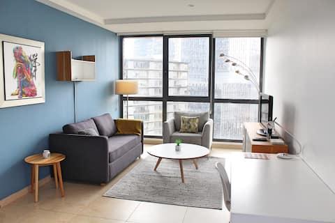 Cozy apartment in Polanco area