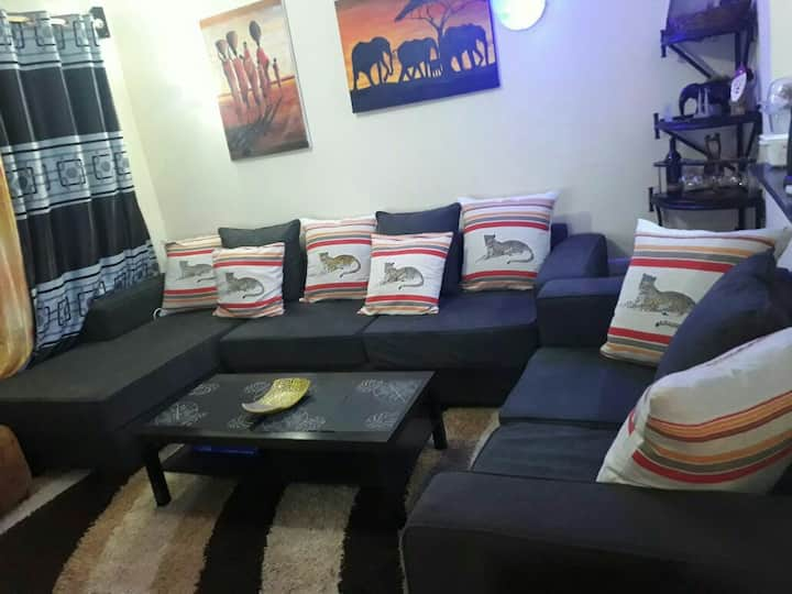 Elegant one bedroom for short term and long stay