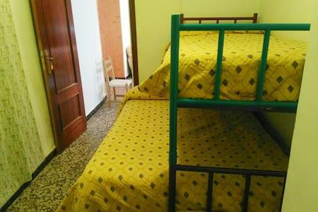 Habitación con dos camas - Argamasilla de Alba