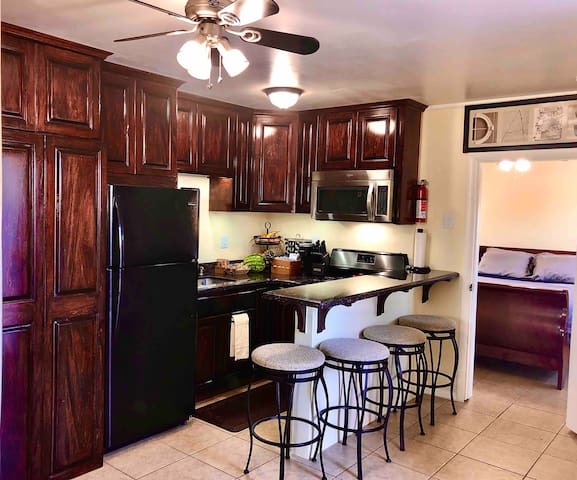 3 Mins.Airport/Fort Bliss-Pet Friendly