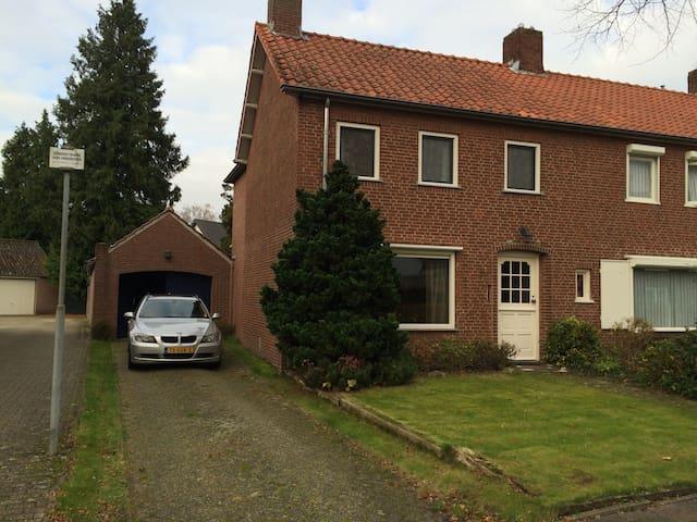Oisterwijk's Huisje top location! - Oisterwijk - บ้าน