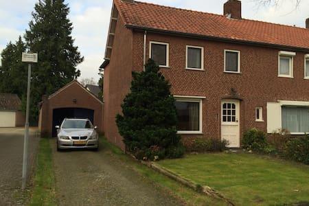 Oisterwijk's Huisje top location! - Oisterwijk - Talo