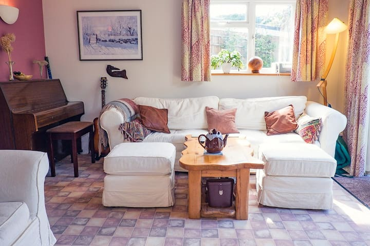 Spacious & Peaceful Family Home