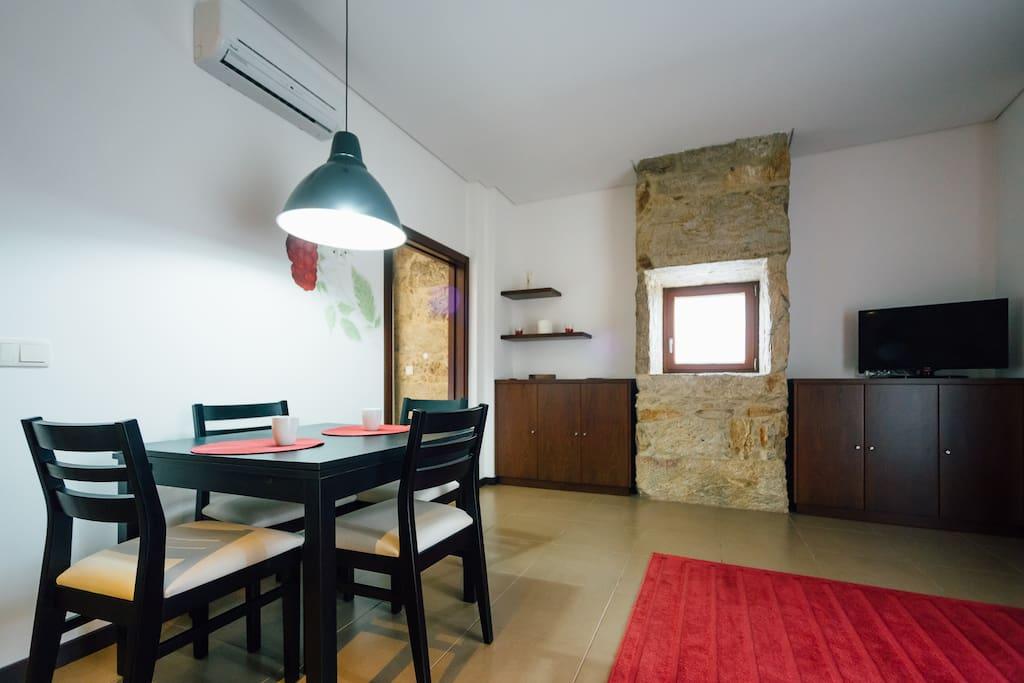 Mesa de Jantar/ Dinner table