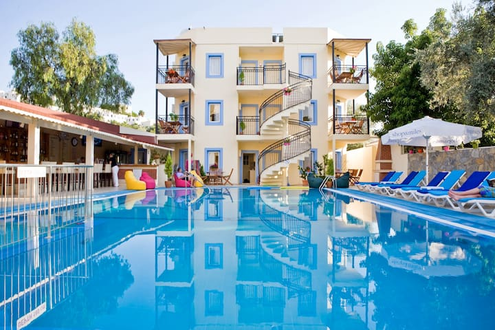 Apartment in Central Bodrum - Bodrum - Apartment