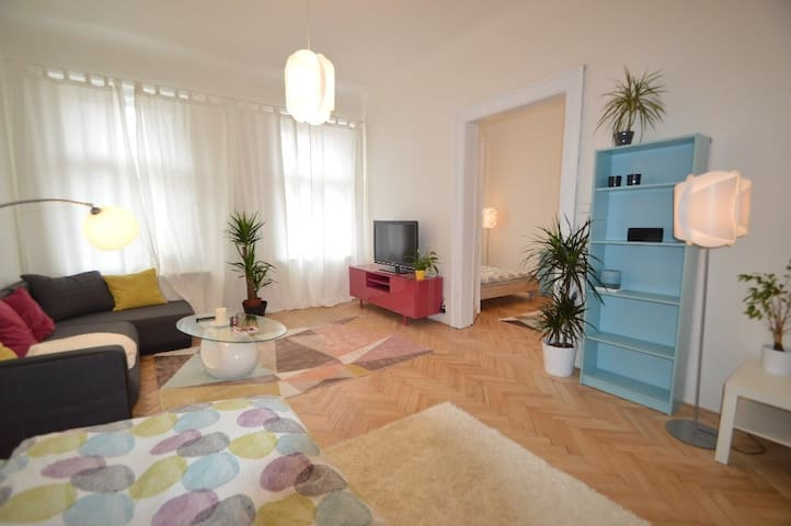 NICE AND SUNNY APARTMENT IN THE CITY CENTER
