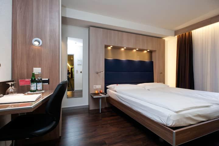 Hotel Alexander Zürich - Doppelzimmer (Wlan)