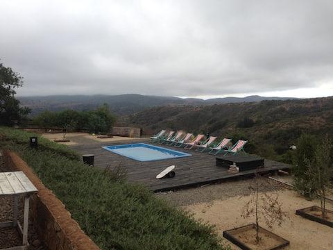 Casa Altavista área Cachagua Maitencillo y Laguna