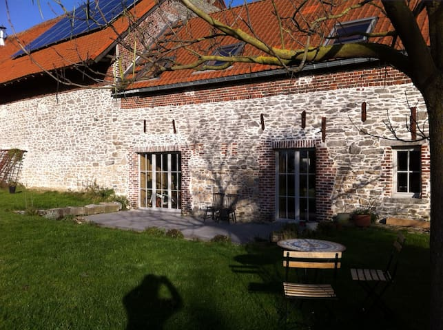 Old stable entirely renovated - Soignies - Apartemen