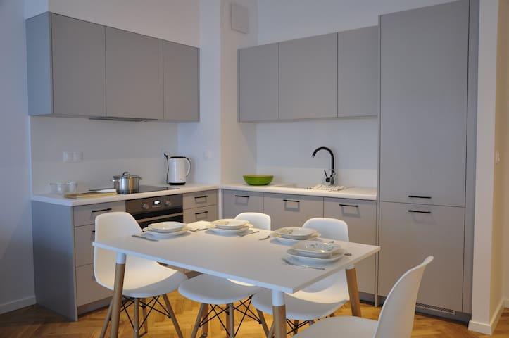 Prudentia Apartments Magazynowa 11