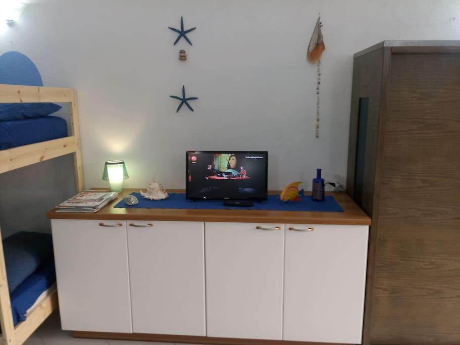 Tv digital flat screen