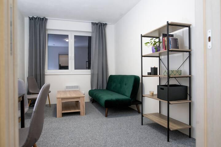 Cozy apartment in Brno / Útulný apartmán v Brně