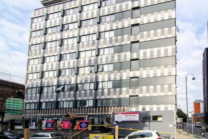 Appartement de luxe à Manchester près des quais