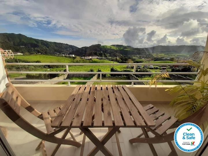 The Furnas Azores House