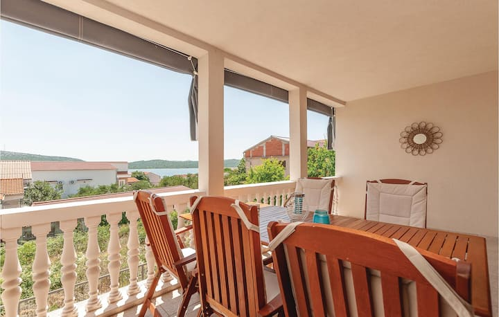 Beautiful home in Pirovac with WiFi and 2 Bedrooms