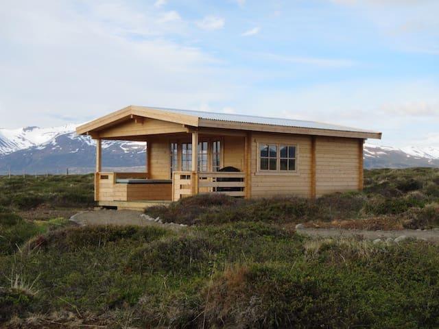 Sólsetur (Sunset) Syðri-Haga
