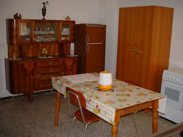 3 -room apartment, Sardinia, 1st floor