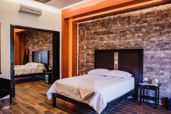 Habitacion Doble (dos camas queen)