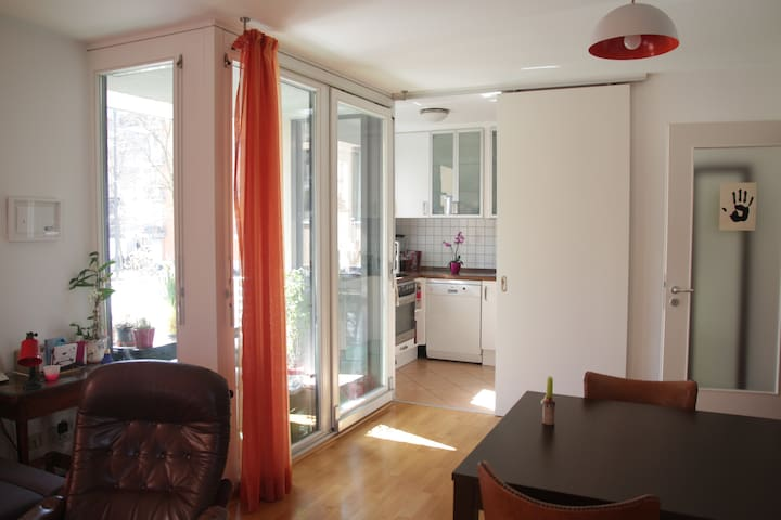 Calm and cosy Apartment in the heart of the city - München - Wohnung