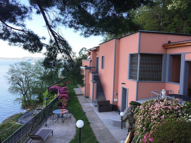 mini appartamento sul lago Maggiore a Stresa